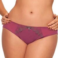 Spodná bielizeň Ženy Klasické nohavičky Curvy Kate SG2405 BOYSENBERRY Ružová