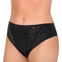 Spodná bielizeň Ženy Klasické nohavičky Ulla Dessous 2532-04 Čierna