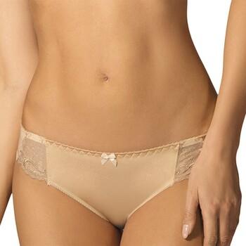 Spodná bielizeň Ženy Klasické nohavičky Gorteks YVETTE/F BEIGE Béžová
