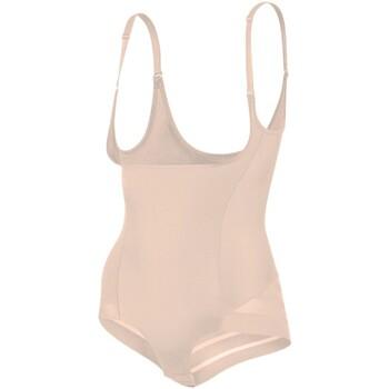 Spodná bielizeň Ženy Formujúce prádlo Julimex 119  MESH NUDE Béžová