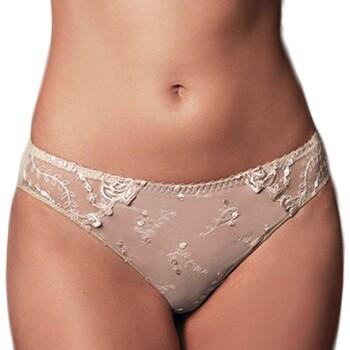 Spodná bielizeň Ženy Klasické nohavičky Louisa Bracq 425-30 SBL Béžová