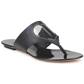 Topánky Ženy Žabky Moschino Cheap & CHIC CALOTROPIS Čierna