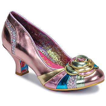 Topánky Ženy Lodičky Irregular Choice STUPENDA Ružová