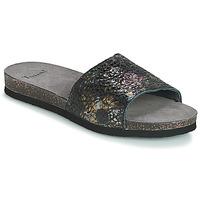 Topánky Ženy Šľapky Think TANA Čierna