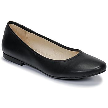 Topánky Ženy Balerínky a babies So Size JARALUBE Čierna
