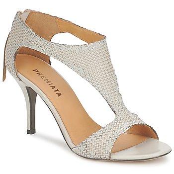 Topánky Ženy Sandále Premiata 2834 LUCE Krémová