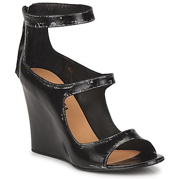Topánky Ženy Sandále Premiata 2830 LUCE čierna