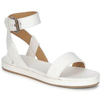 Topánky Ženy Sandále Rochas RO18002 Biela