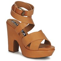 Topánky Ženy Sandále Rochas RO18082 Hnedá