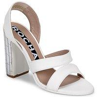 Topánky Ženy Sandále Rochas RO18244 Biela
