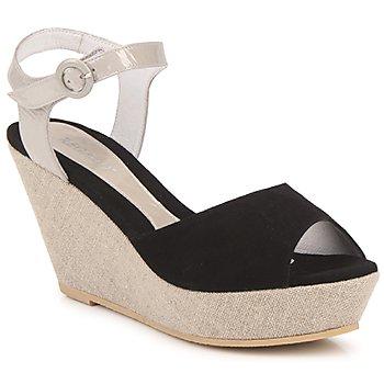 Topánky Ženy Sandále Regard RAFATI Čierna
