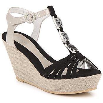 Topánky Ženy Sandále Regard RAFAZA Čierna