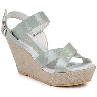 Topánky Ženy Sandále Regard RAGA Zelená / Pale