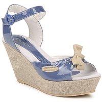 Topánky Ženy Sandále Regard RAGE Modrá