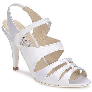 Topánky Ženy Sandále Vouelle ELISA Biela