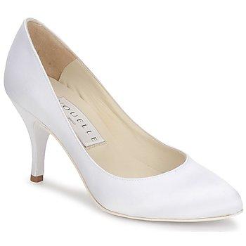 Topánky Ženy Lodičky Vouelle LEA Biela