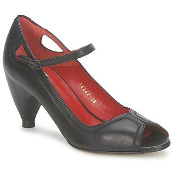 Topánky Ženy Lodičky Vialis POUPE čierna