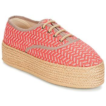 Topánky Ženy Espadrilky Betty London CHAMPIOLA Koralová