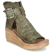 Topánky Ženy Sandále Airstep / A.S.98 NOA BUCKLE Kaki