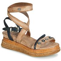 Topánky Ženy Sandále Airstep / A.S.98 LAGOS Béžová / Čierna