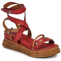 Topánky Ženy Sandále Airstep / A.S.98 LAGOS Červená