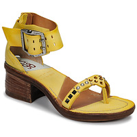 Topánky Ženy Sandále Airstep / A.S.98 KENYA Žltá