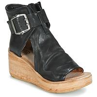 Topánky Ženy Sandále Airstep / A.S.98 NOA BUCKLE Čierna