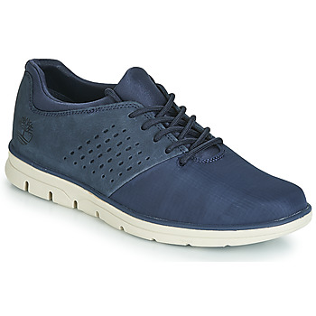 Topánky Muži Nízke tenisky Timberland BRADSTREET F/L OXFORD Modrá