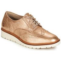 Topánky Ženy Derbie Timberland ELLIS STREET OXFORD Ružová / Zlatá
