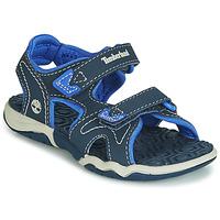 Topánky Deti Sandále Timberland ADVENTURE SEEKER 2 STRAP Modrá