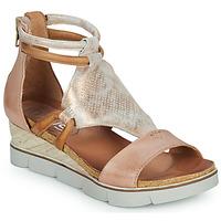 Topánky Ženy Sandále Mjus TAPASITA Ružová / Zlatá