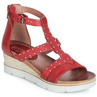 Topánky Ženy Sandále Mjus TAPASITA CLOU Červená