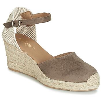 Topánky Ženy Sandále Betty London CASSIA Hnedošedá