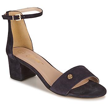 Topánky Ženy Sandále Betty London INNAMATA Námornícka modrá