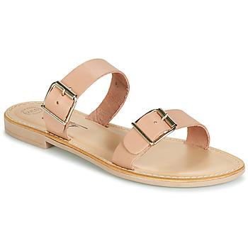 Topánky Ženy Šľapky Betty London JADALEBE Ružová