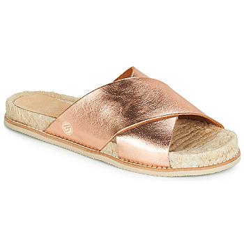 Topánky Ženy Šľapky Betty London JIKOTI Zlatá