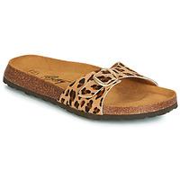 Topánky Ženy Šľapky Betty London JIKOTI Hnedá