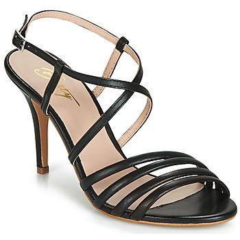 Topánky Ženy Sandále Betty London JIKOTIPE Čierna