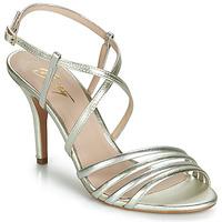 Topánky Ženy Sandále Betty London JIKOTIPE Zlatá / Strieborná