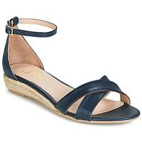 Topánky Ženy Sandále Betty London JIKOTIVE Námornícka modrá