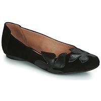 Topánky Ženy Balerínky a babies Betty London ERUNE Čierna