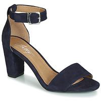 Topánky Ženy Sandále Betty London CRETOLIA Námornícka modrá