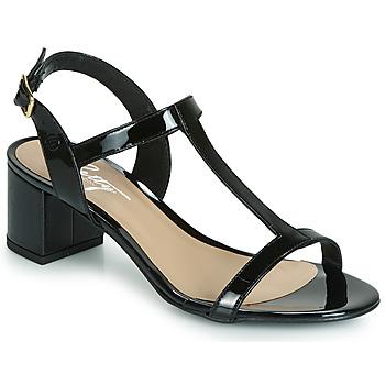 Topánky Ženy Sandále Betty London CREPE Čierna
