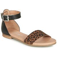 Topánky Ženy Sandále Betty London JIKOTIRE Čierna