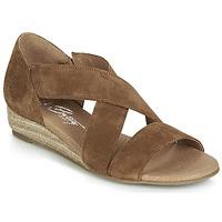 Topánky Ženy Sandále Betty London JIKOTE Ťavia hnedá