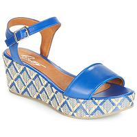 Topánky Ženy Sandále Betty London JIKOTERE Modrá