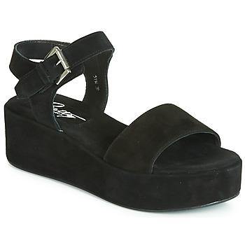 Topánky Ženy Sandále Betty London JIKOTETE Čierna