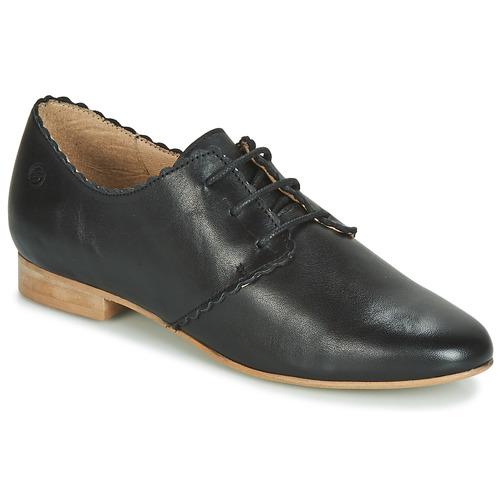 Topánky Ženy Derbie Betty London JIKOTEFE Čierna