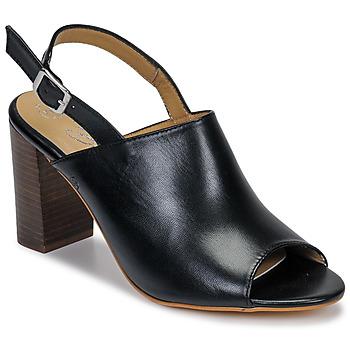 Topánky Ženy Sandále Betty London JIKOTEGE Čierna