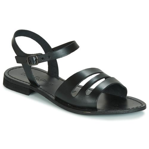 Topánky Ženy Sandále Dream in Green JAKALETTE Čierna